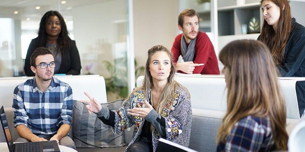4 nya sätt att inspirera kreativitet på arbetsplatsen