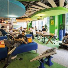Lediga Coworking Platser i Sverige att Hyra