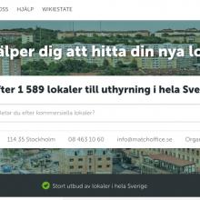 Matchoffice.se – Lediga lokaler i Sverige